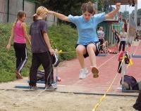 Sporttag der Pflichtschulen