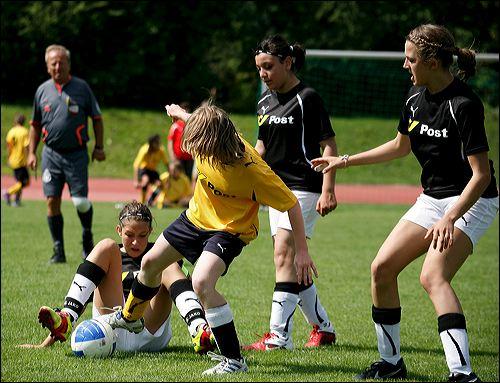 Bundesfinale Fußball Mädchen